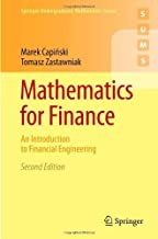By Marek Capinski - Mathematics for Finance: An Introduction to Financial Engineering (2nd ed. 2011) (10/26/10)