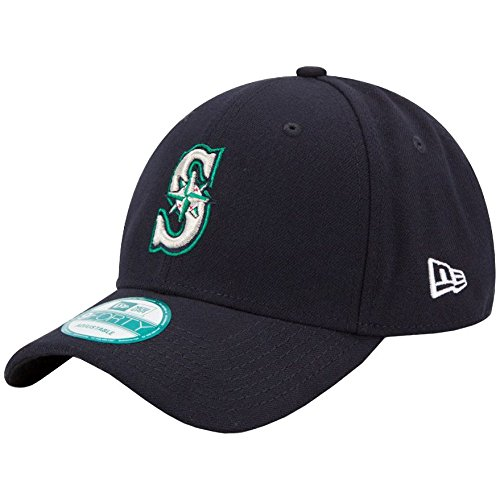 New Era The League Seattle Mariners Gm - Cappello da Uomo, Colore Blu, Taglia OSFA