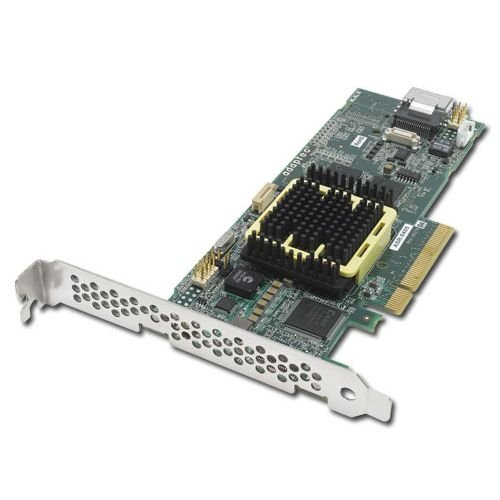 Adaptec 2258200-R 5405 RAID 4-Channel SATA/SAS 256MB PCI-Express LP Card