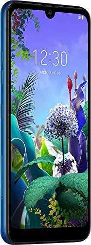 LG Q60 Smartphone - 64GB - 3GB RAM - Dual Sim - Moroccan Blue [Versión ES/PT]