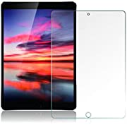 [2 Pack] iPad 10.2 Inch (7th Generation) Screen Protector [ Tempered Glass ] [ Bubble-Free ] [ Anti-Scratch ], Compatible with Apple Pencil for iPad 10.2-inch 2019 Released