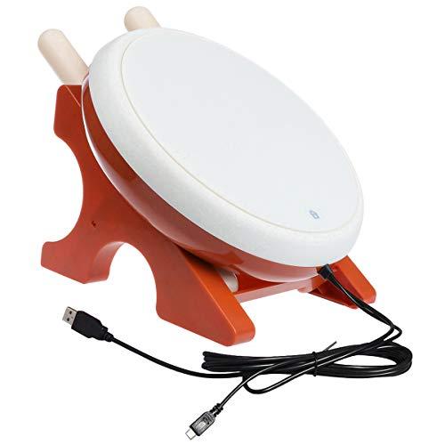 abcGoodefg Taiko No Tatsujin Master Drum Controller Sticks for Sony PS4 Slim Pro