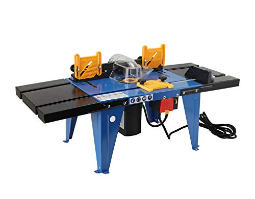 Leegol Electric Benchtop Wood Working Router Table Craftsman Tool