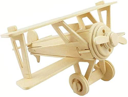 ZT Bloque de construcción, edificio de aviones Modelo Bloque de construcción 33 + PCS Nano Mini Bloques DIY Juguetes, Puzzle 3D DIY Juguete educativo, DIY Puzzle de madera tridimensional Juguetes, Rom