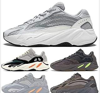 2019 Mauve 700 Wave Runner Mens Designer Sneakers New 700 V2 Static Kanye West Sport Shoes with Box 7-11.5