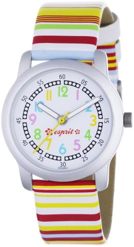 Esprit Kinderuhr Smiling Rainbow Yellow A.ES000CD4037