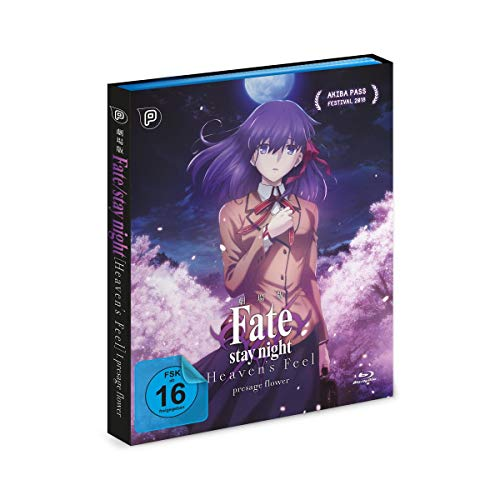 Fate/stay night Heaven´s Feel I. Presage Flower [Alemania] [Blu-ray]