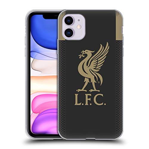 Head Case Designs Offizielle Liverpool Football Club Home Torwart 2019/20 Kit Soft Gel Handyhülle Hülle Huelle kompatibel mit Apple iPhone 11