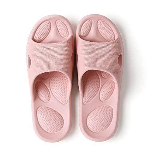 YHomU Pillow Slides Slippers Rutschfeste Professionelle Ergonomische Badeschuhe Sandalen Mit Offenen Zehen Einfache Reißfeste Tresore Für Zu Hause