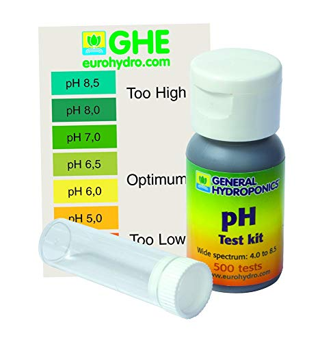 Ghe – pH-Tester flüssig – pH Test Kit
