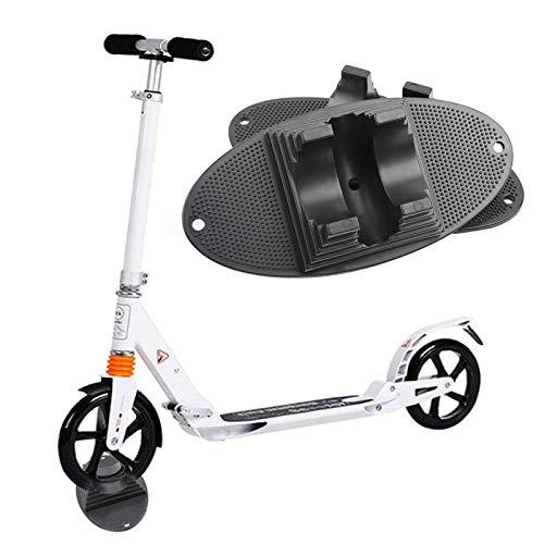 Dough.Q Soporte universal para patinete con ruedas de 90 mm hasta 120 mm.