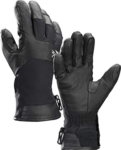 Arc'teryx Sabre Glove Handschuhe, Unisex, für Erwachsene S schwarz