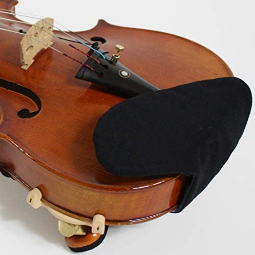 TREESCENT Chinrest Cover for Children s Violin Relieves Pain Skin Allergies or Itchiness caused product image