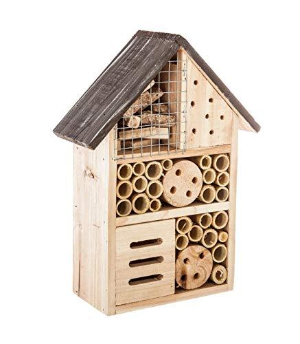 Atmosphera - Hotel à Insectes Maison à Insectes H 26 cm