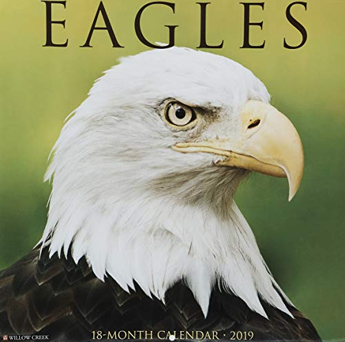 Eagles 2019 Wall Calendar
