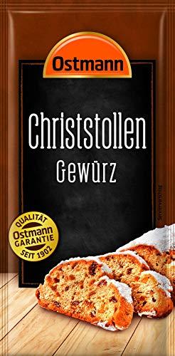 Ostmann Gewürze Christstollen Gewürz, 7.5 g
