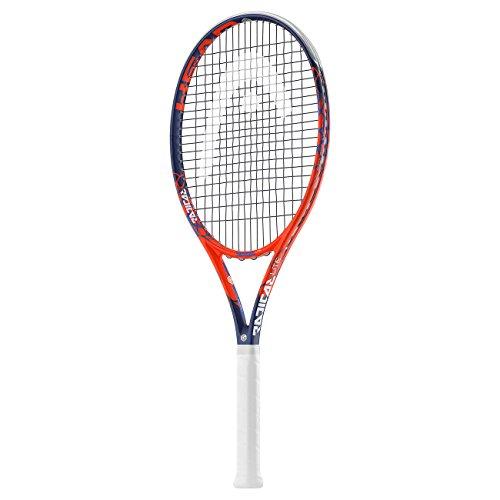Kopf Graphene Touch Radical Lite Tennisschläger, Orange, 35