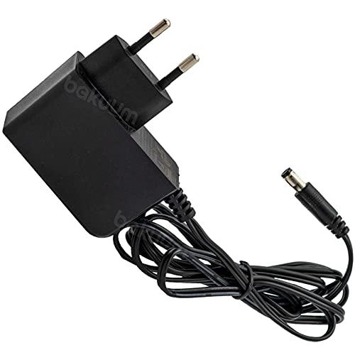 Cargador de corriente 19V 0.6A para Cecotec Conga 950, 990,