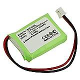 subtel® Batería Premium Compatible con Dogtra E-Fence 3500 / YS-300 Collar de Perro, 200mAh Pila Repuesto bateria