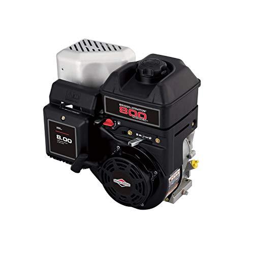 Jardiaffaires Motor für Motorhacke mit Rückwärtsgang Briggs Stratton 5,5 PS