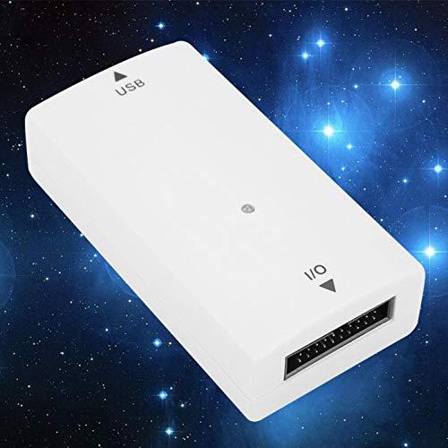 Jeanoko 16-Kanal-EasyScale-Bus-USB-CAN-Adapter I2C-Zweikanal-UART-GPIO-Schnittstellenadapter für Gebäudeelektronikprojekte DIY-Schaltung