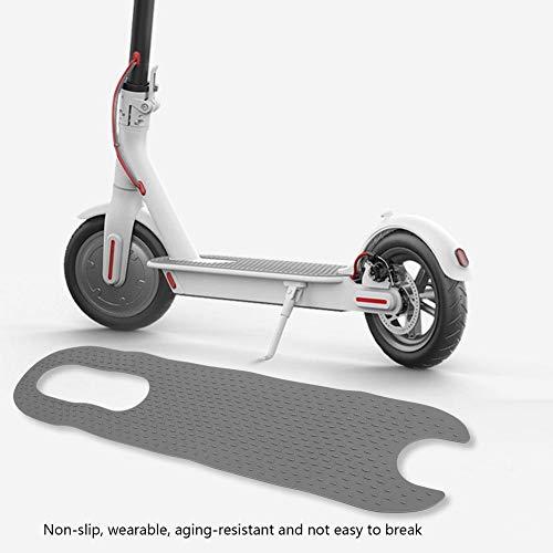 Xiaomi Mijia M365 Elektrische skateboard, antislip, voetmat, pedaal, rubberstrip, met sticker voor elektrische scooters