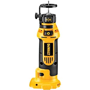 DEWALT Bare-Tool DC550B 18-Volt Cordless Cut-Out Tool (Tool Only, No Battery) from DEWALT