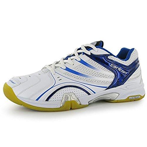 Carlton Chaussures de sports airblade badminton pour hommes. - Blanc - blanc/bleu,
