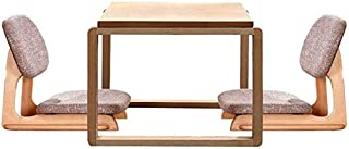 Selected Furniture/Coffee Table Solid Wood Tatami Bay Window Table Set Japanese Tea Ceremony Square Low Table Modern Yangd...