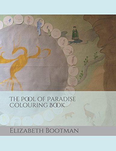 The Pool of Paradise Colouring Book