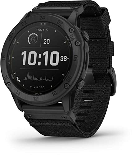 Garmin tactix Delta Tactical Military GPS Smartwatch (Solar Edition)
