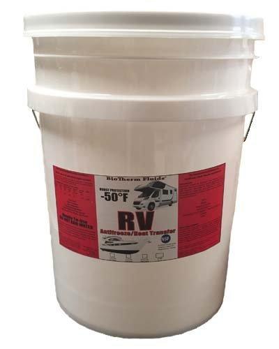 Price comparison product image BioTherm Fluids RV Antifreeze and Heat Transfer Fluid 5 Gallon