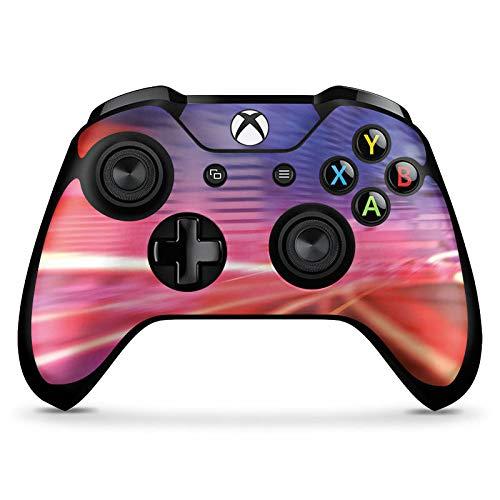 DeinDesign Skin kompatibel mit Microsoft Xbox One X Controller Aufkleber Folie Sticker Motorrad Tacho Speed