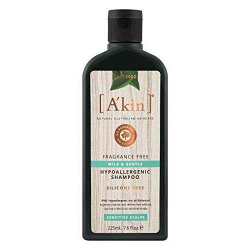 A 'Kin geruchloses sehr sanfte Shampoo 225ml