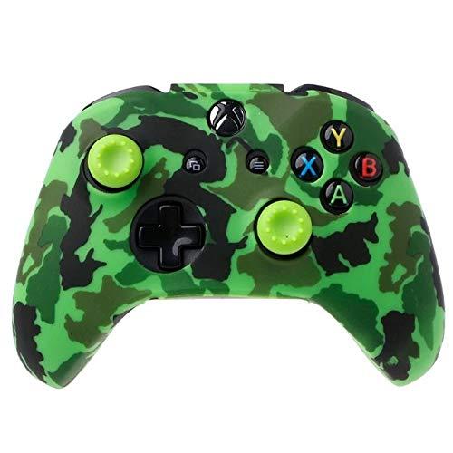 Capa Silicone Pele Protetora Controle Case Proteção de Qualidade Premium Xbox One X S Fat Xbox One Série X S PRONTA ENTREGA BRASIL (Graffiti 03)