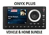 SiriusXM Onyx Plus Vehicle kit and Home kit Bundle   3 Months All