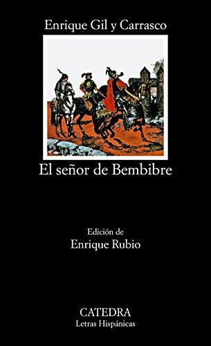 El señor de Bembibre: 242 (Letras Hispánicas)