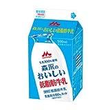 森永 おいしい低脂肪乳500ml 12本
