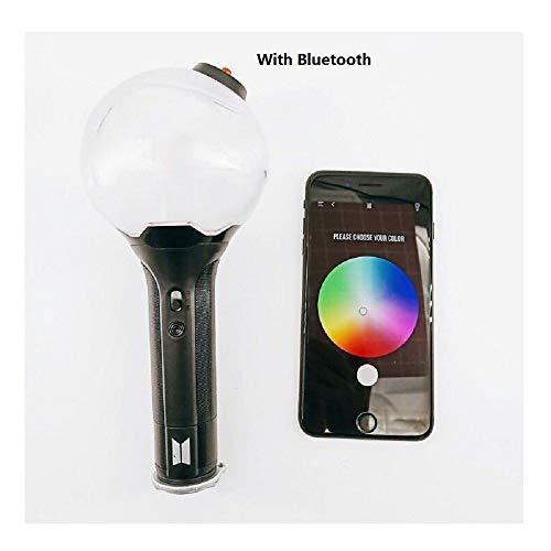 PINGJING BTS VER3 - Barra de luz con Bluetooth o sin Bluetooth