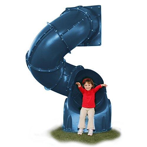 5 Ft Turbo Tube Slide, Blue
