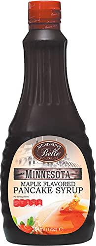 MISSISSIPPI BELLE Sirop pour Crêpes Pancake 710 ml