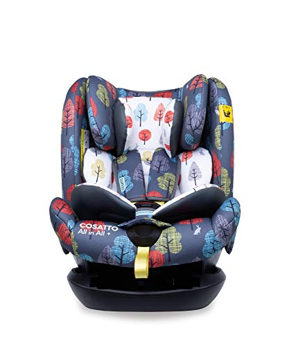 Cosatto CT4239 All in All + Group 0+123 Car Seat Harewood 8.9 kg