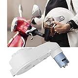 L-Yune,bolt 1pc 12V Juguete eléctrico RS550 Motor Caja de Engranajes for los niños del Carro ATV del vehículo de la Motocicleta Engranaje de transmisión de la Caja Blanca (tamaño : 550 15000RPM)