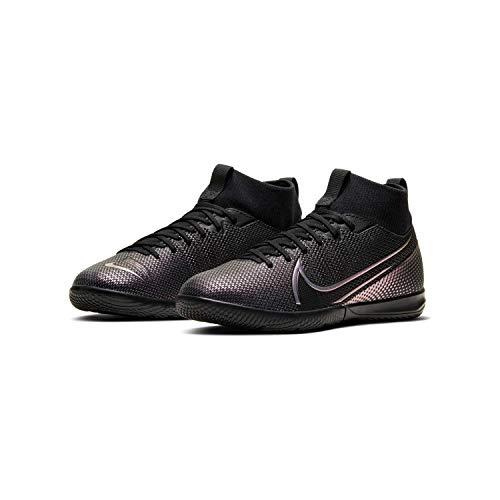 Nike Fußballschuhe Kinderschuhe Hallenschuhe Jr. Mercurial Superfly 7 Academy IC AT8135, Größe Schuhe Kinder:33,5, Farbe Nike:Pink