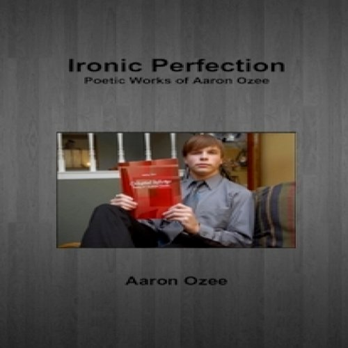 Ironic Perfection audiobook cover art