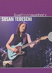 SUSAN TEDESCHI-LIVE FROM AUSTIN TX