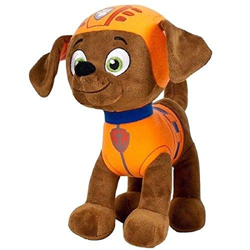 Peluche compatible con la Patrulla Canina, 1 peluche para niños de 19 cm, serie de televisión | peluche | regalo para niños | niñas | chicos | (Zuma)