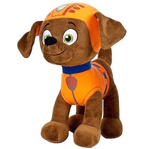 Peluche compatible avec Paw Patrol - 1 x doudou pour enfants de 19 cm - Série TV - Cadeau pour enfants - Fille - Garçon