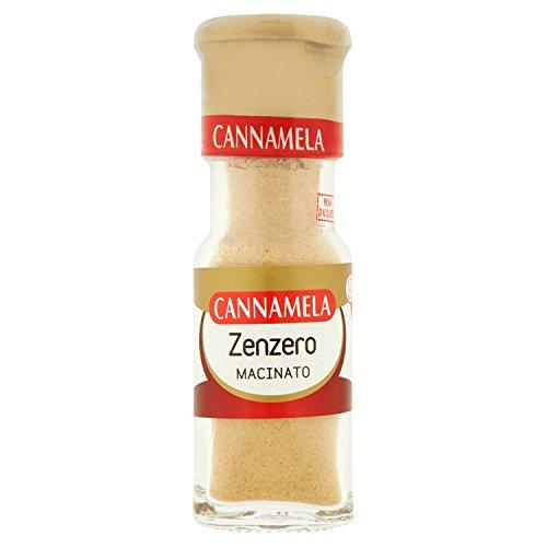 Cannamela Zenzero Macinato, 20g