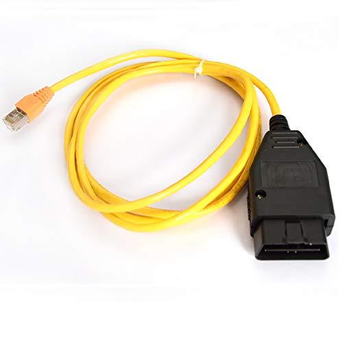 NiceCheck ENET OBD-kabel OBDII ESYS F-serie Coding Ethernet OBD ENET RJ45-kabel